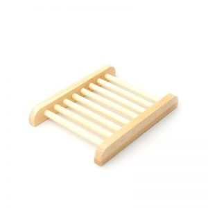 Jabonera de bambú - Dame Jabón