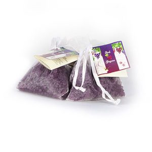 Mini resinas Red Grapes - Dame Jabón