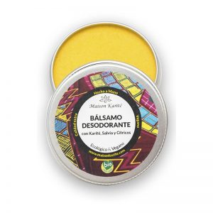 Desodorante sólido en lata