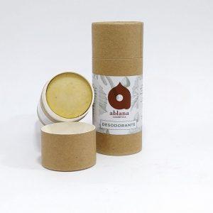 Desodorante Sólido en Barra