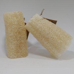 Esponja vegetal de baño
