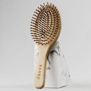 cepillo redondo bambu